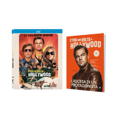 C'era una volta a…Hollywood: In Dvd, Blu-ray, Steelbook 4k Ultra HD a partire dal 2 gennaio 2020