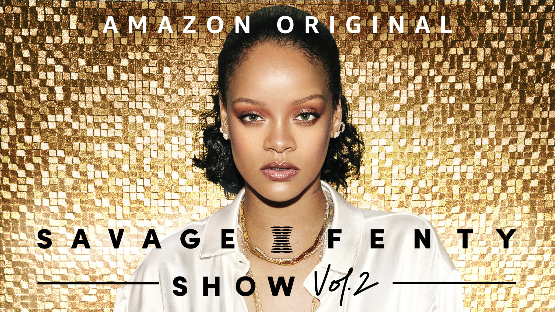 AMAZON PRIME VIDEO annuncia il Savage X Fenty Show Vol.2