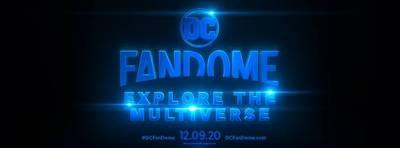 """Sabato 12 settembre arriva """"DC FanDome: Explore the Multiverse"""""""
