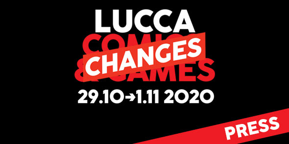 AMAZON.IT è l'official e-commerce di Lucca Comics & Games – edizione Changes