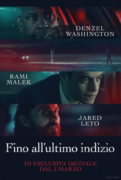 """""""FINO ALL'ULTIMO INDIZIO"""" dal 5 marzo in esclusiva digitale"""