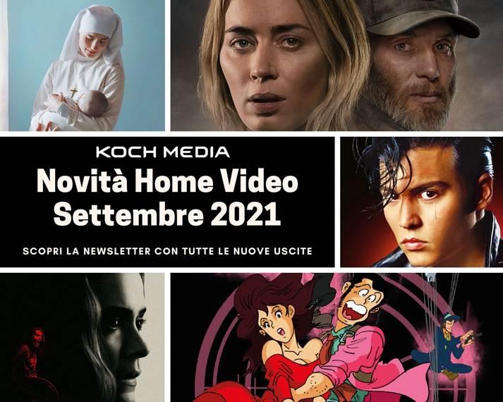 Koch Media presenta le uscite di Settembre 2021