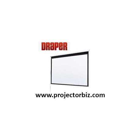 Draper Electric Baronet 16:9 HDTV Format Projector Screen