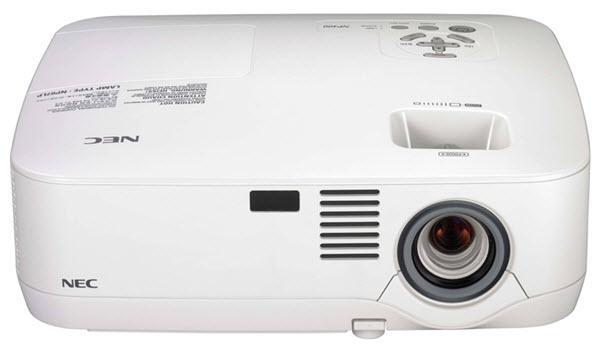 NEC Projectors: NEC NP400 3LCD projector