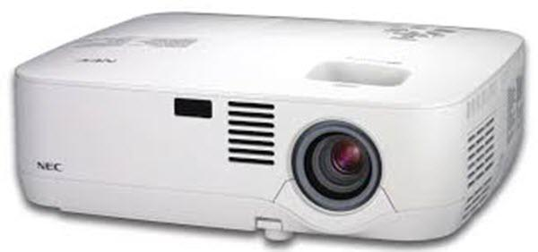NEC Projectors: NEC NP300 3 LCD projector