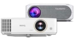 Сравнительный обзор BenQ TH585 и Vankyo V630