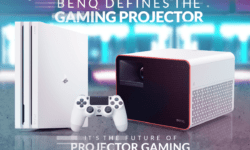 BenQ определяет игровой проектор - будущее проекционных игр
