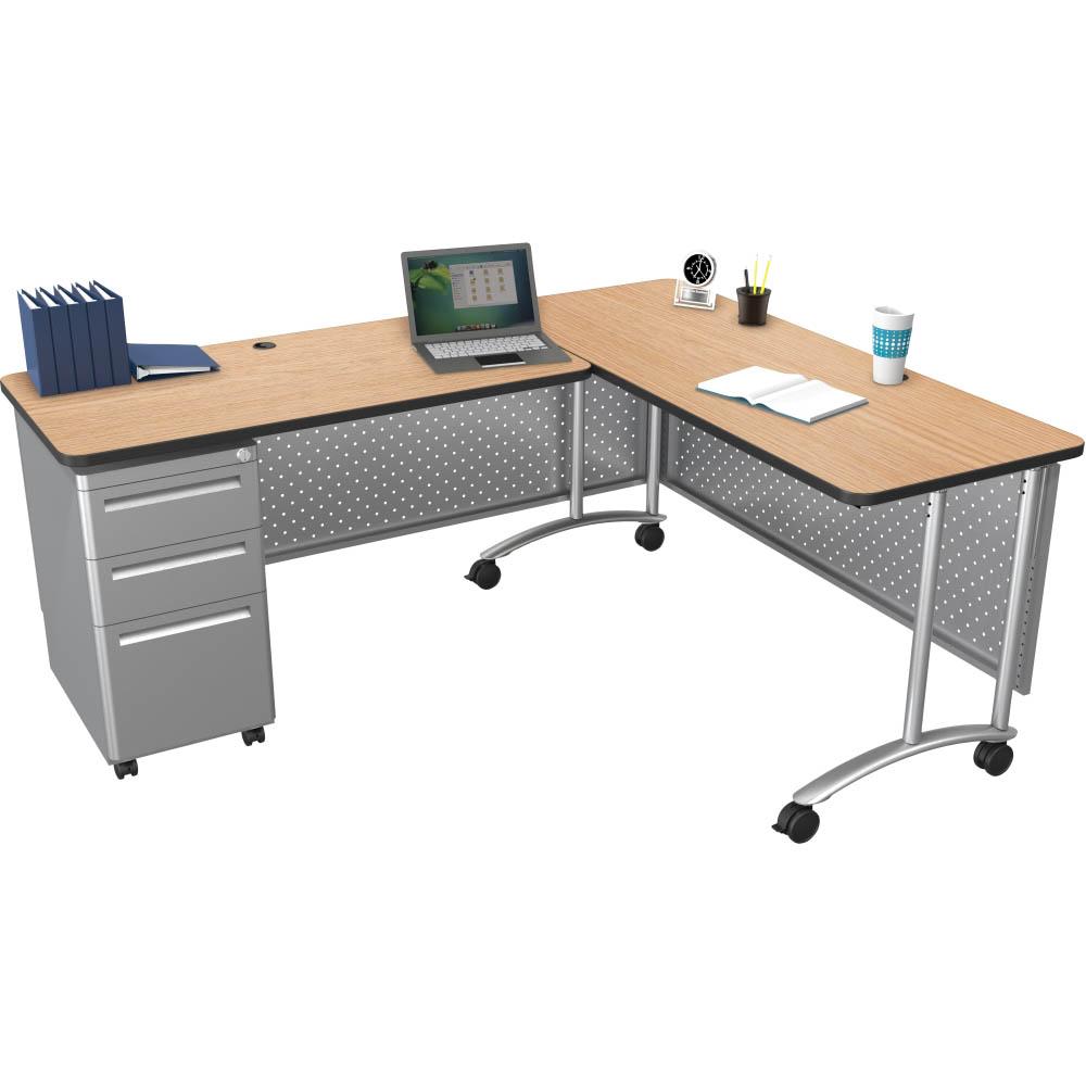 Balt 66656 Modular Teachers Desk  Balt Balt66656