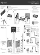Insignia NS 32D220NA18 Manual Downloads