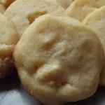 White Chocolate-Lemon Butter Cookies