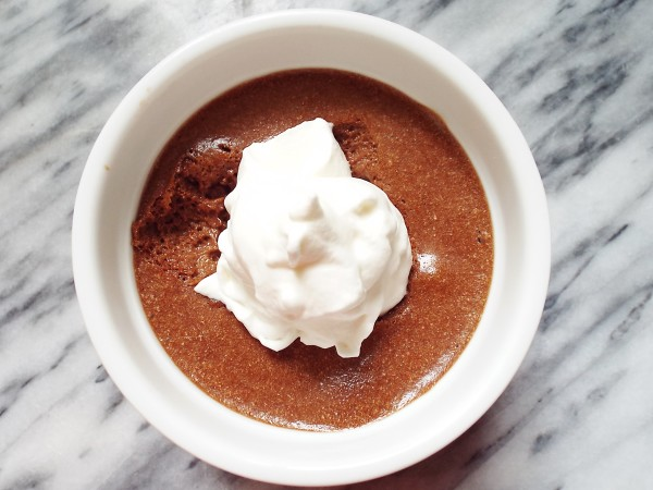 Caramel-Chocolate Mousse