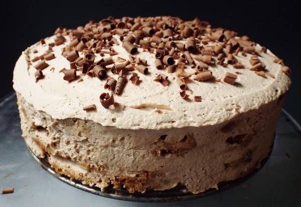 Ina Garten Mocha Chocolate Cookie Cake