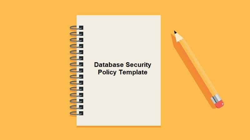 Having robust it security measures coupled with a well drafted it security policy will help to safeguard your. Sample Database Security Policy Free Download Knowledge Hub For Project Management Professionals