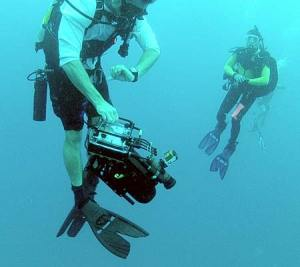 using hand held scanners in palau to find missing aircraft, bentprop.org