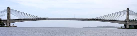 freindship bridge palau