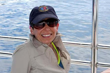 nell scannon with bentprop.org palau
