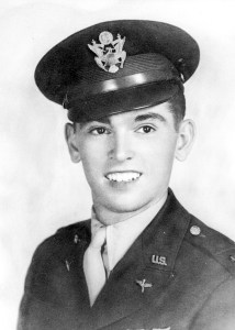 Army 2nd Lt. Thomas V. Kelly Jr. Bombardier of B24 Heaven Can Wait found by Project Recover