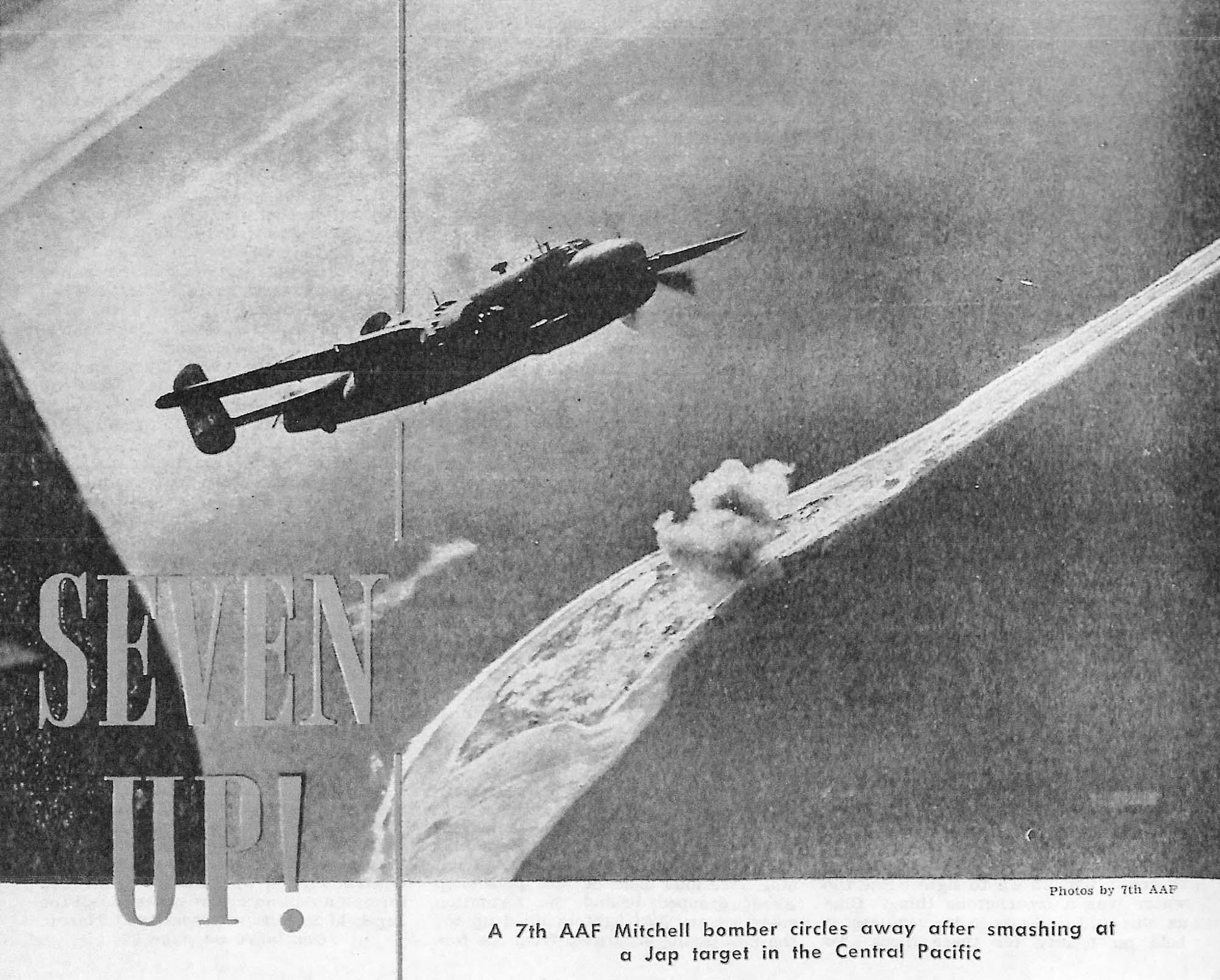 World War II, WWII article