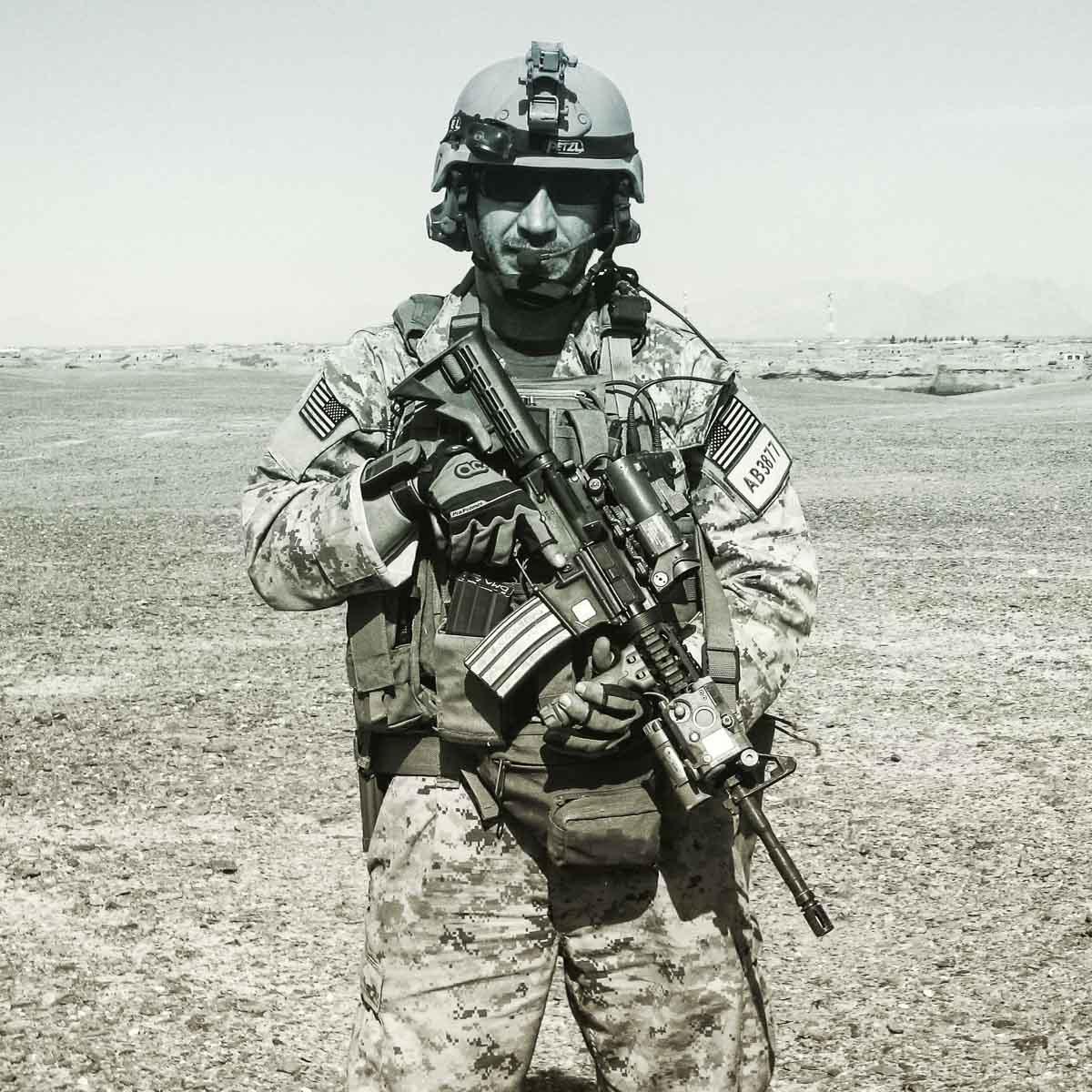 Afghanistan 2009 Derek Abbey