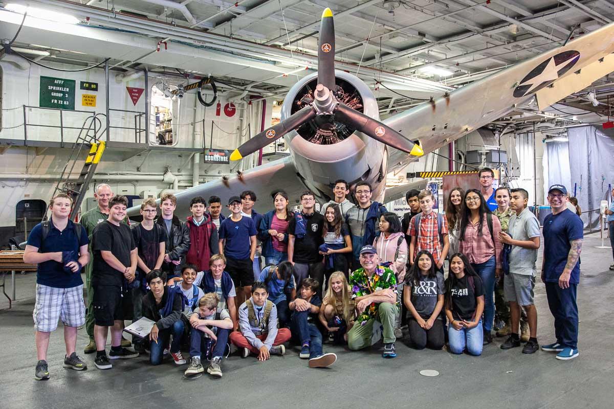 Heritage Flight Class Group