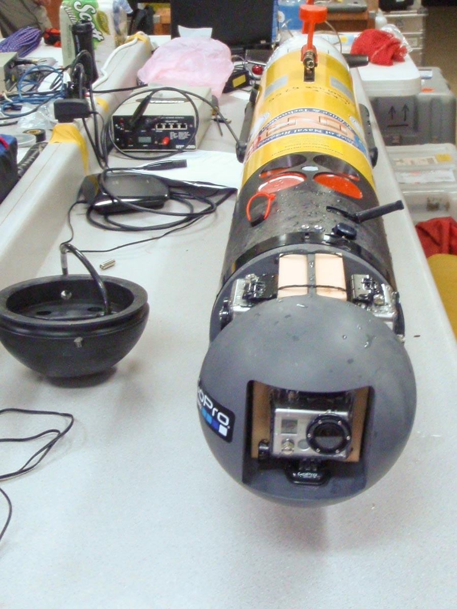 GoPro On UAV