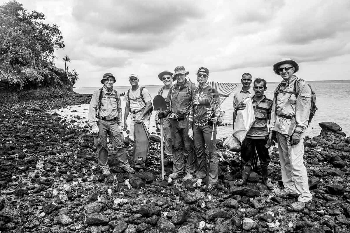 Palau Search Team