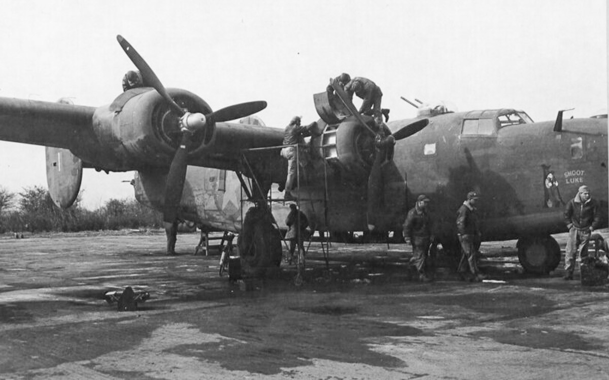 B24 Shoot Luke Engine Repair