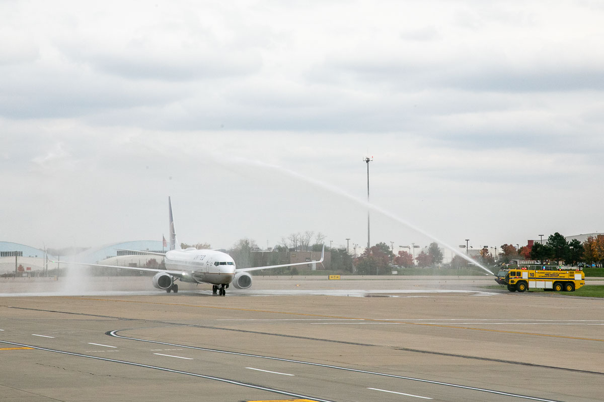 Water Cannon Salute for Mintus