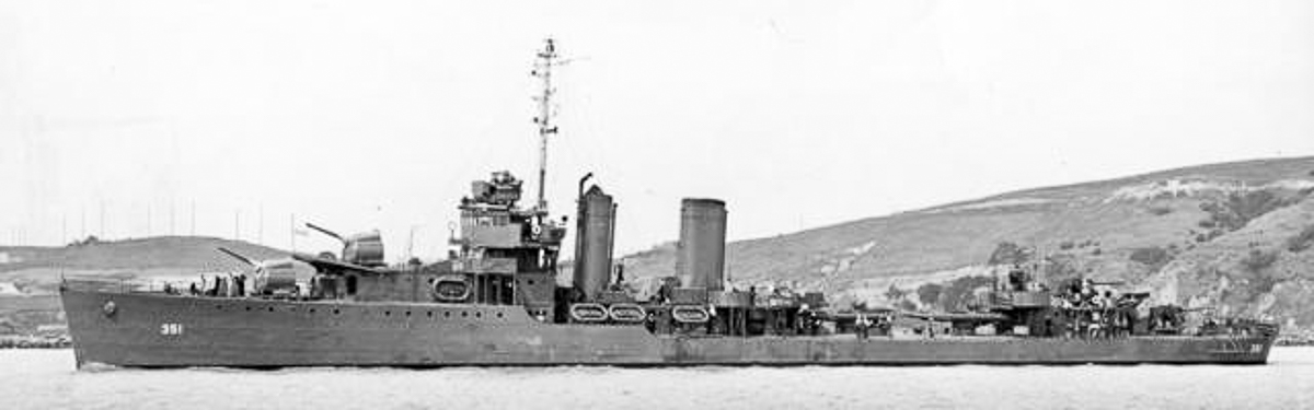 USS Macdonough