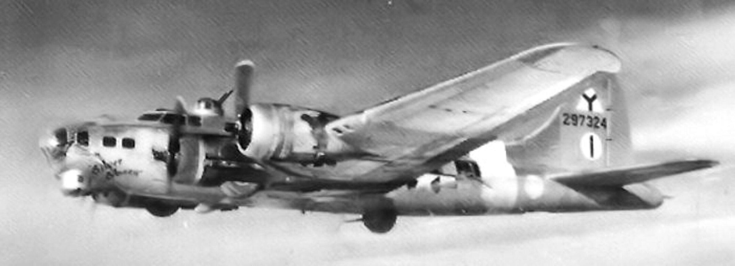 341st Bomb Squadron B-17