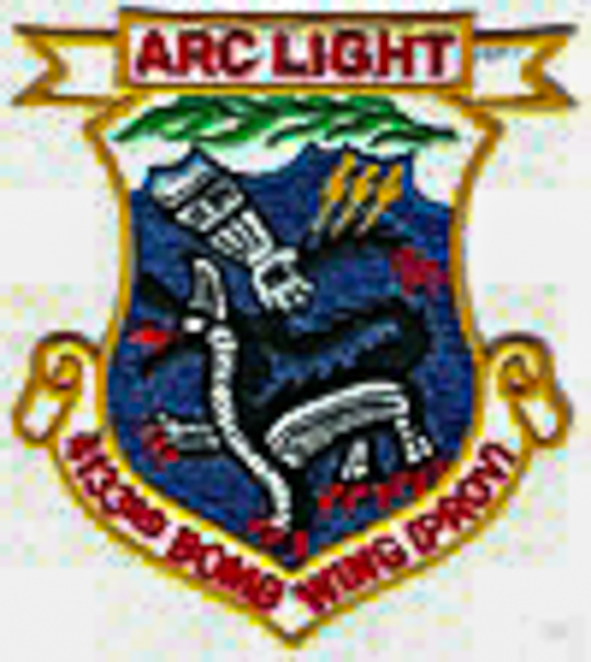 4133d Bomb Wing (Provisional) Patch