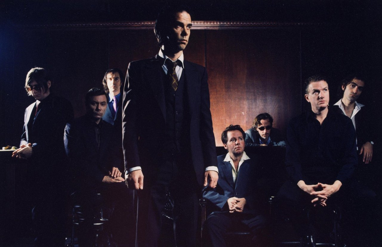 Image result for nick cave and the bad seeds 2016