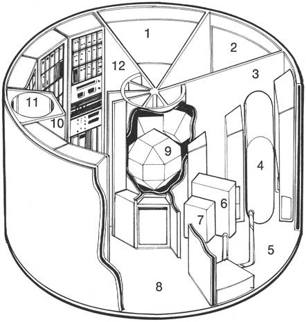Pirate Ship Labelled Diagram