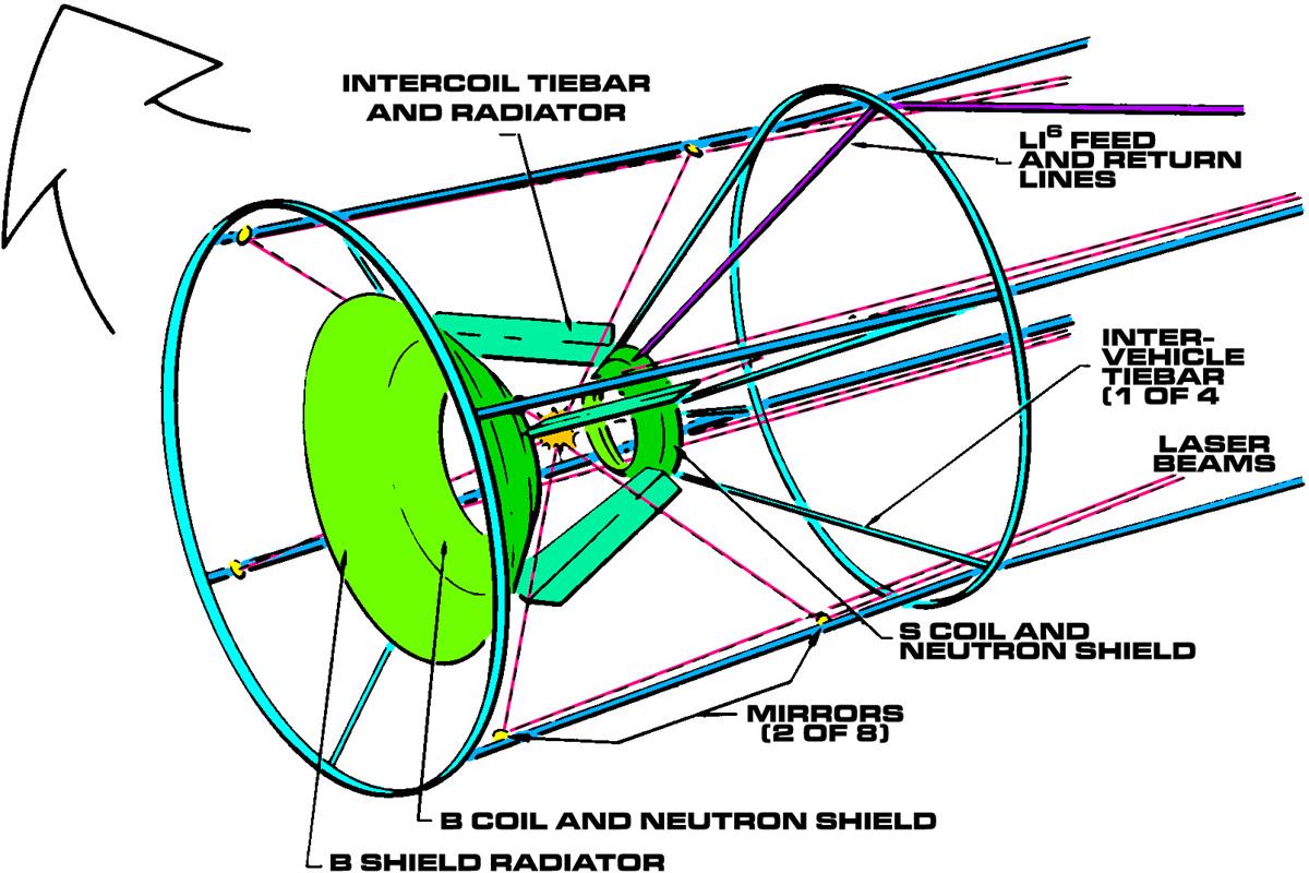 hight resolution of diagram of a model rocket engine