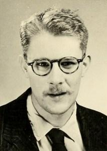 David Lewis, Swarthmore Yearbook, 1962