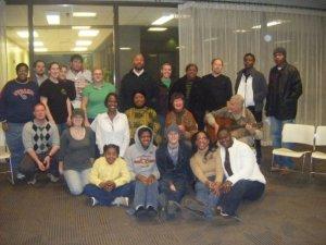 Ella Baker Tour, East Tennessee State University, February 18, 2008