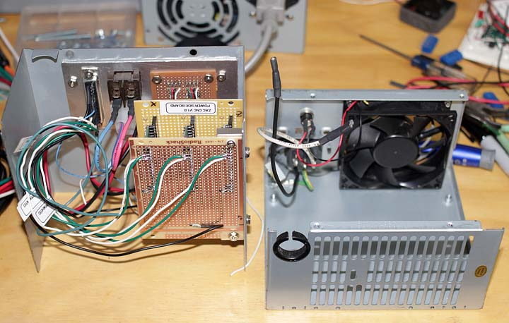 DIY CNC controller – Projects by Zac