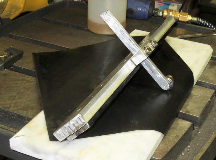 Sharpening Planer Knives