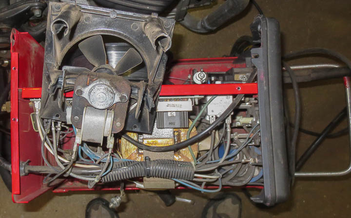 lincoln arc welder wiring diagram aprilia rs 50 1998 diode replacement on weld pak 100 repair projects