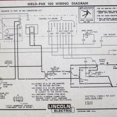 Lincoln Electric Welder Parts Diagram 2000 Ford Explorer Stereo Wiring Diode Replacement On Weld Pak 100 Repair Projects