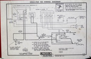 Diode replacement on Lincoln WeldPak 100 Welder Repair | Projects by Zac