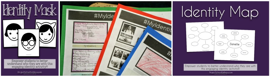Identity Activities - Project School Wellness
