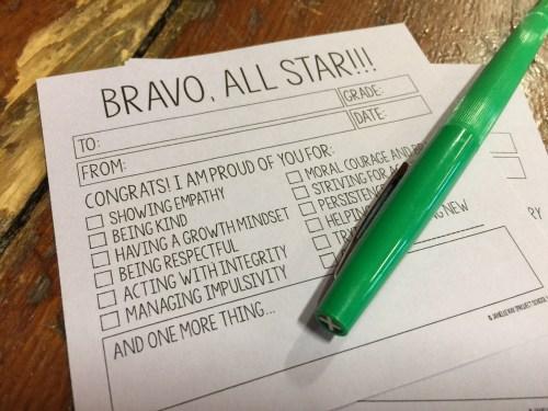 How to Praise Students More Often, Project School Wellness, Teacher Blog, School Wellness, Health, School Culture