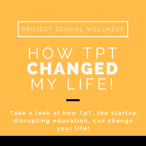 How Teachers Pay Teachers changed my life. And how it can change every teacher's life!