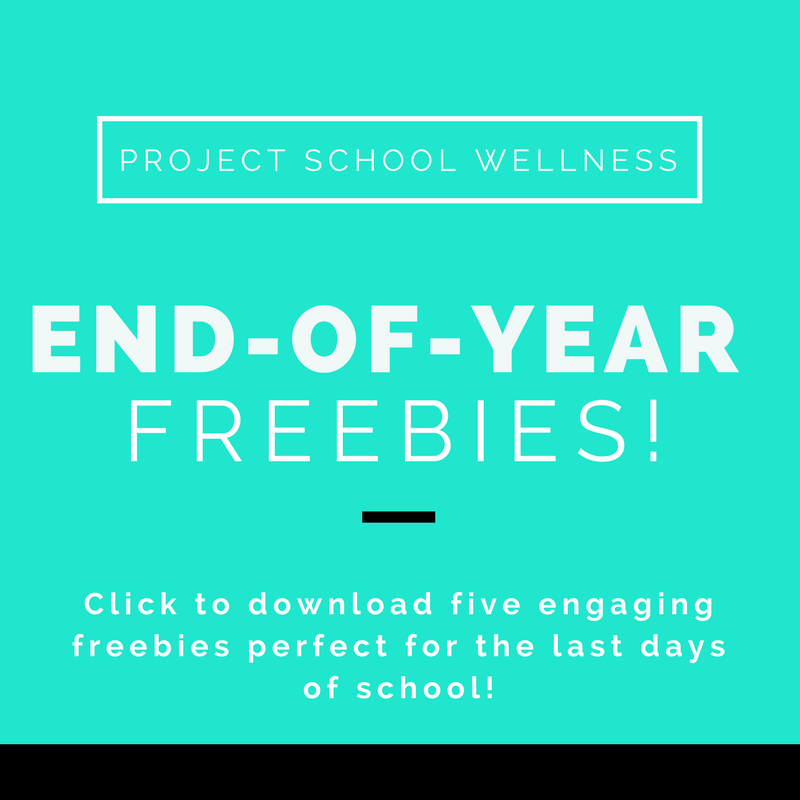 Check out these time saving end-of-year freebies! These free downloads are perfect for any upper elementary or middle school teacher looking for engaging end-of-year lesson plans! Click to download these freebies. A must for you and your students!