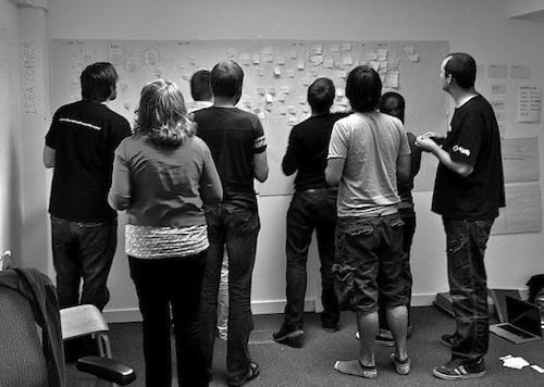 Agile Coach services: Agile retrospective