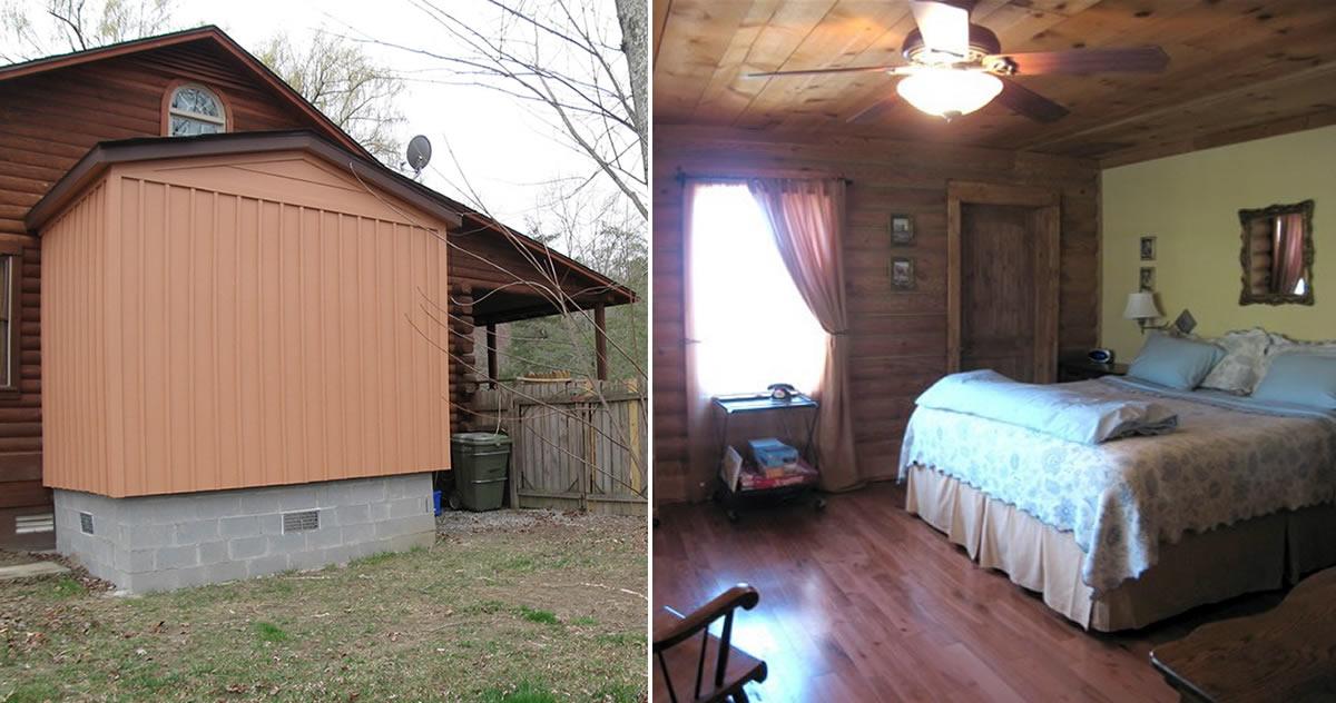 Project: Adding Closets