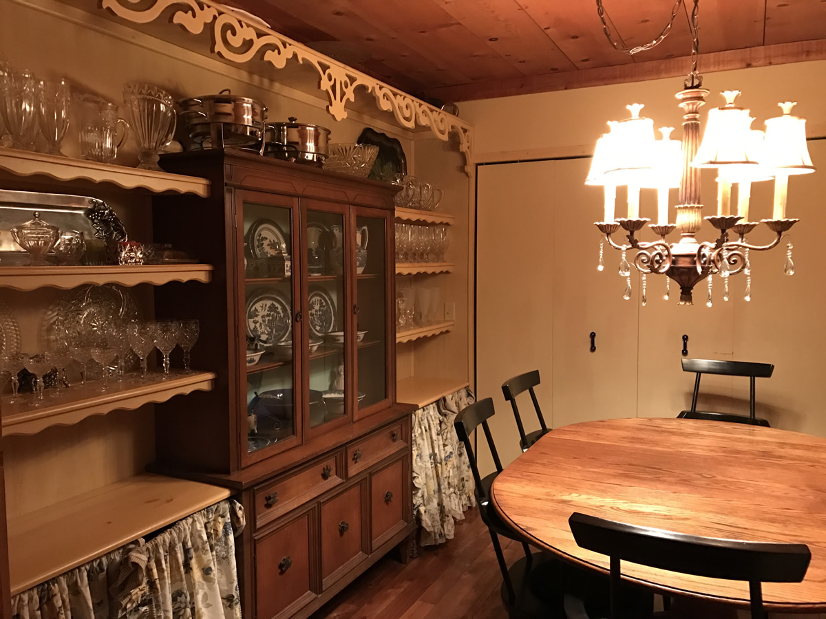 Project Built In China Cabinet And Dining Room Storage