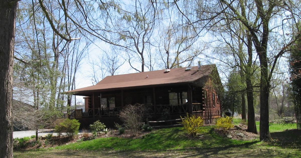 Meadowbrook Cabin Floor Plan