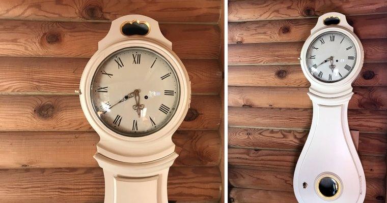 Finding My Mora Clock